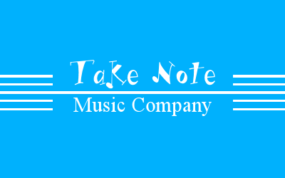 Take Note Music Company