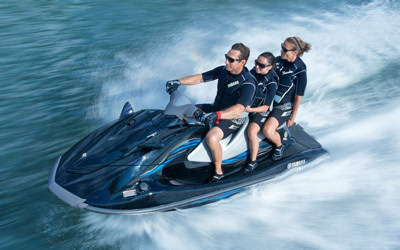 Jet Skis, Sports Boats, Outboard Motors, Wetsuits